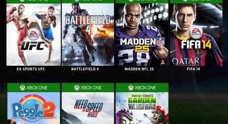EA access Xbox One 30Dní 5