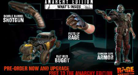 Rage Anarchy Edition Pack 551
