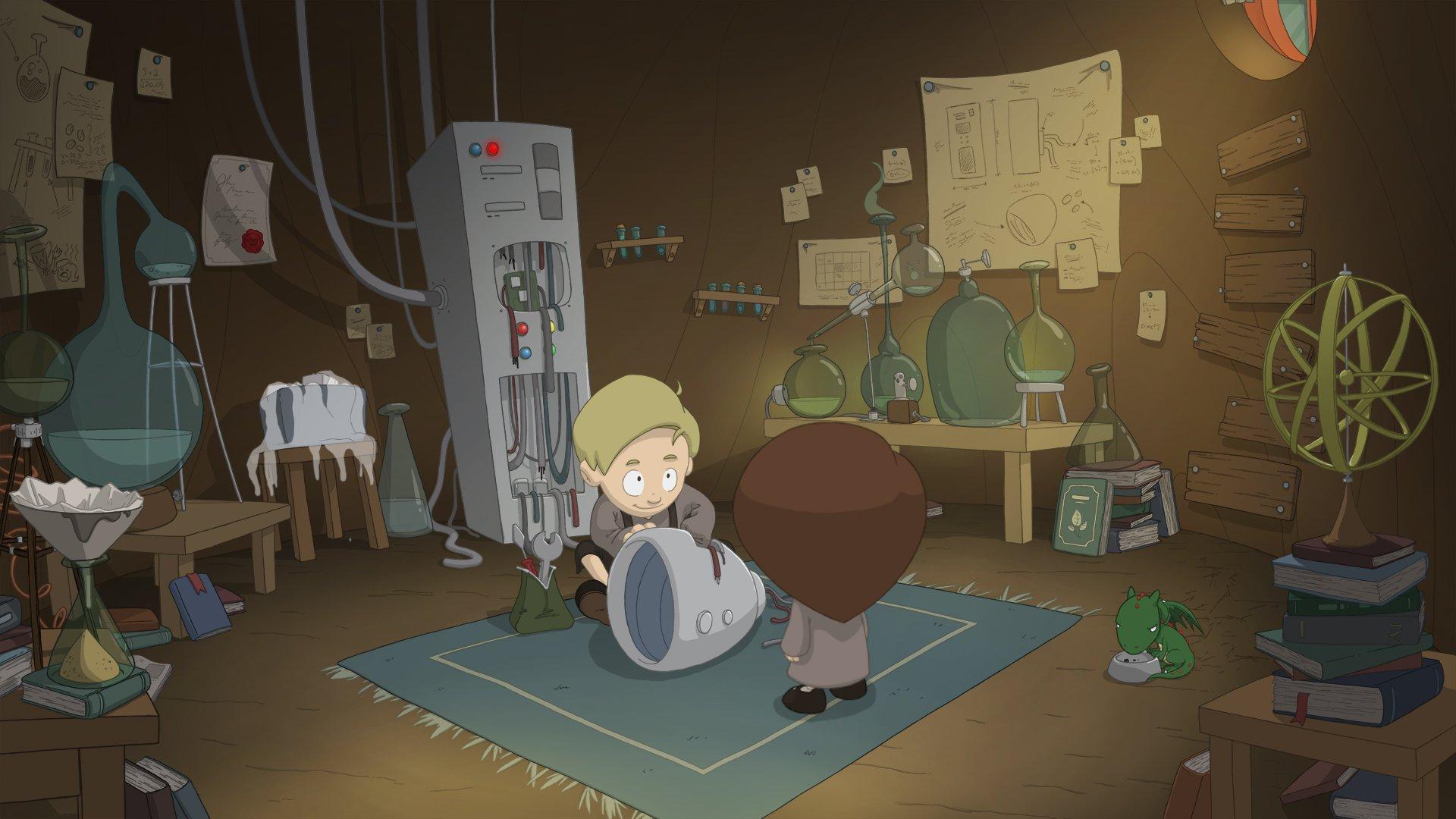Anna's Quest 8