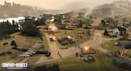 Company of Heroes 2 The British Forces 1