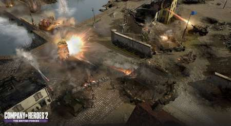 Company of Heroes 2 The British Forces 10