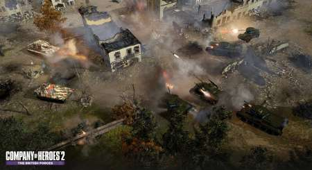 Company of Heroes 2 The British Forces 11