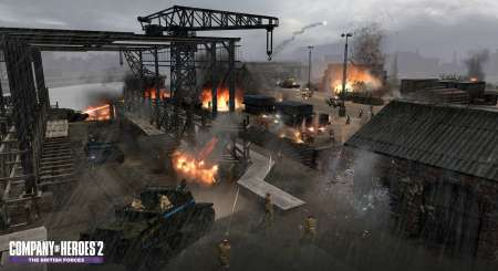 Company of Heroes 2 The British Forces 4