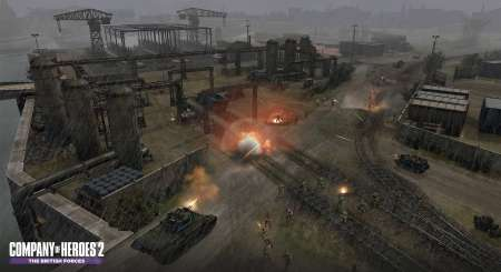 Company of Heroes 2 The British Forces 6