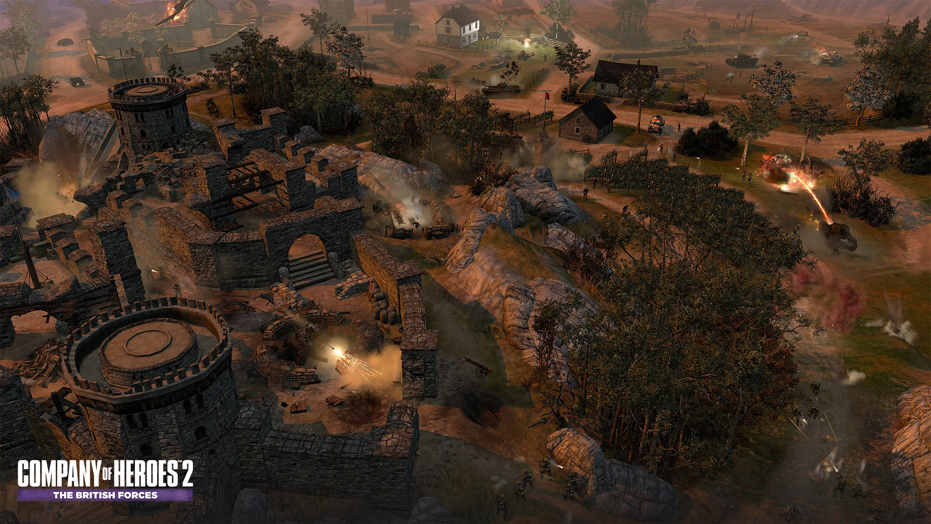 Company of Heroes 2 The British Forces 5