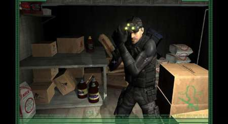 Tom Clancys Splinter Cell 1