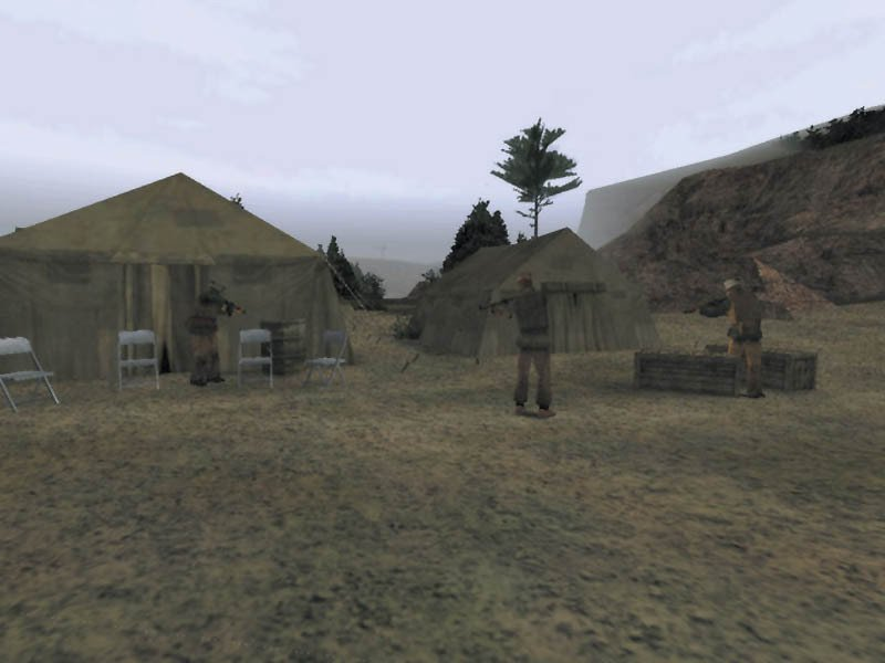 Tom Clancys Ghost Recon 3