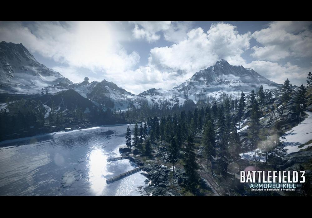 Battlefield 3 Armored Kill 2098