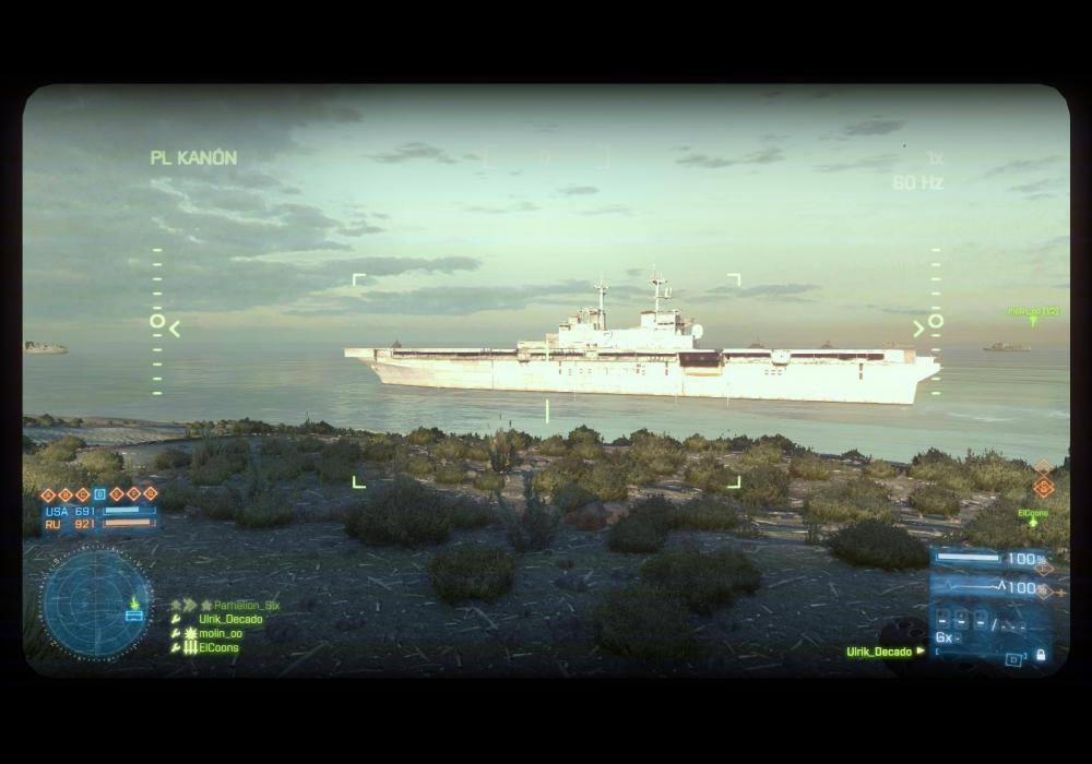 Battlefield 3 Armored Kill 2099
