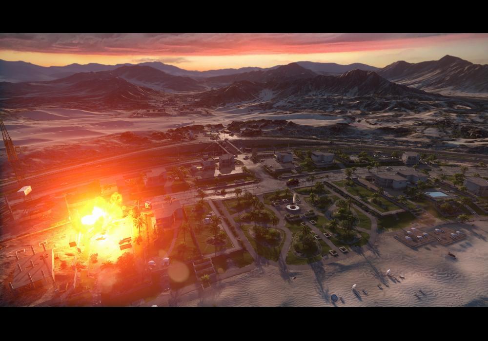 Battlefield 3 Armored Kill 693
