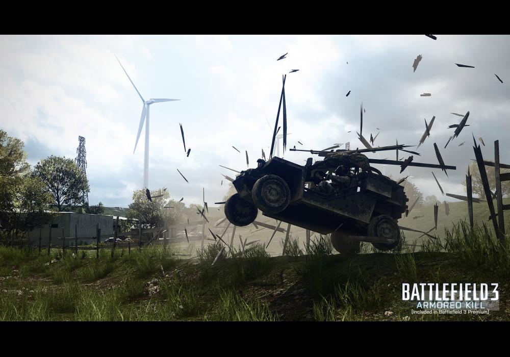 Battlefield 3 Armored Kill 694