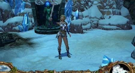 Kings Bounty Armored Princess 1