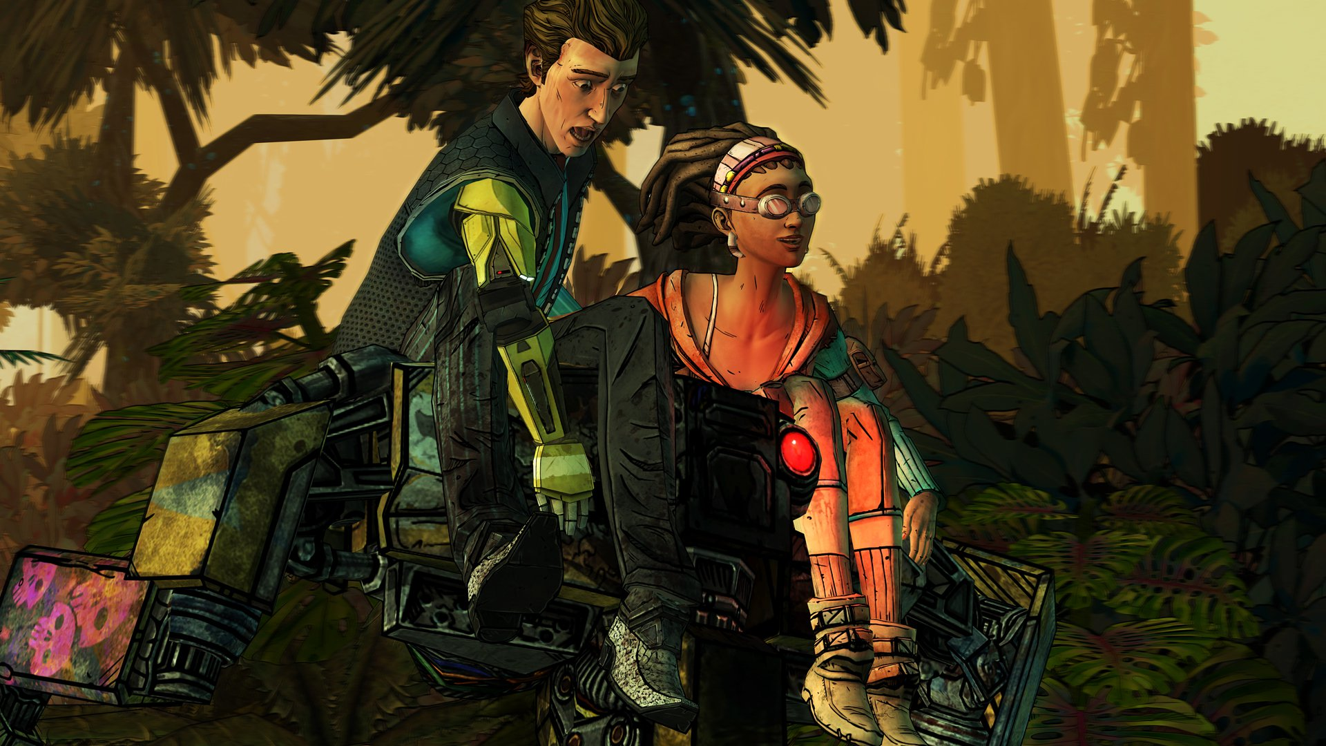 Tales from the Borderlands 16