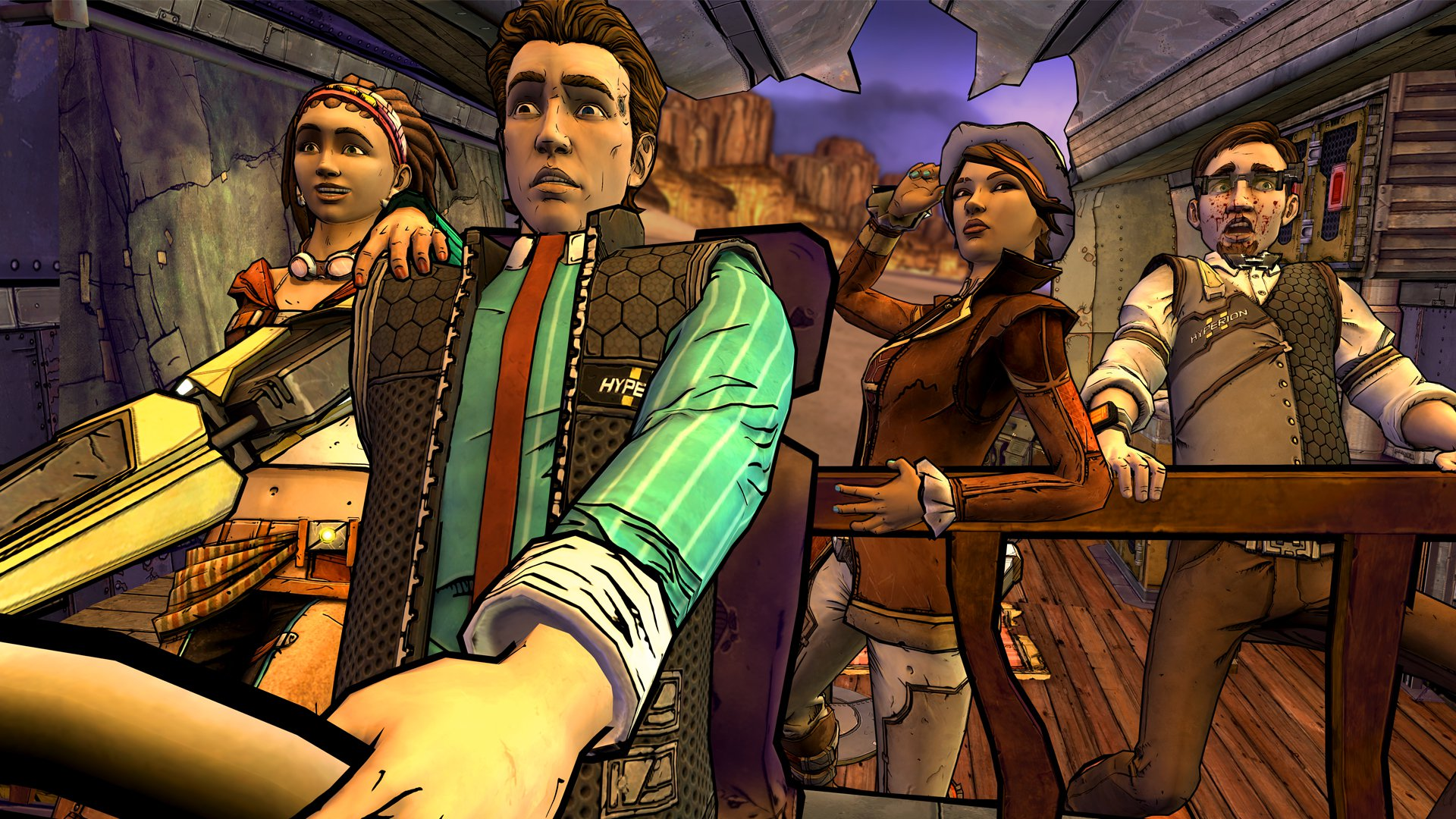 Tales from the Borderlands 17