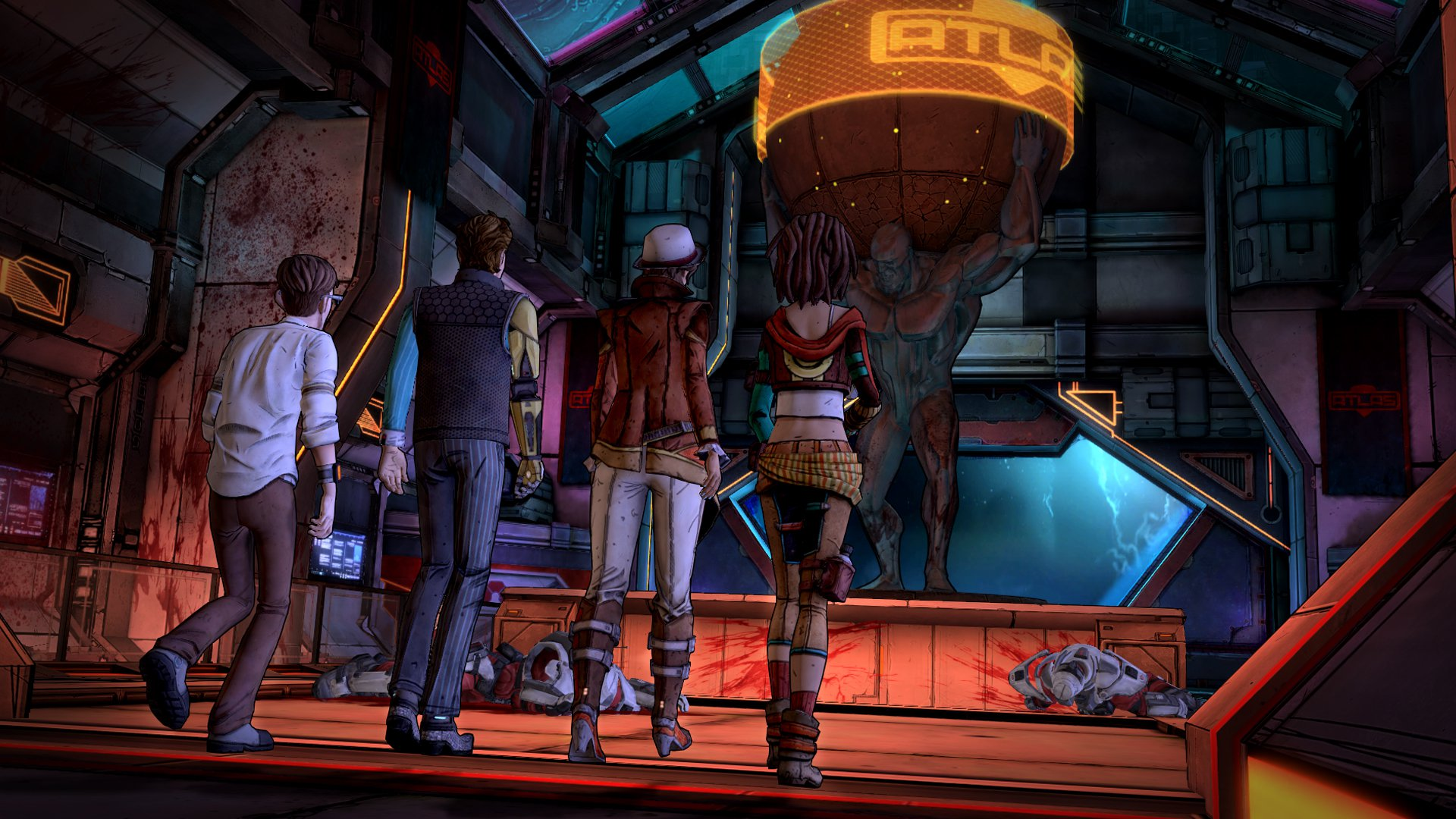 Tales from the Borderlands 22