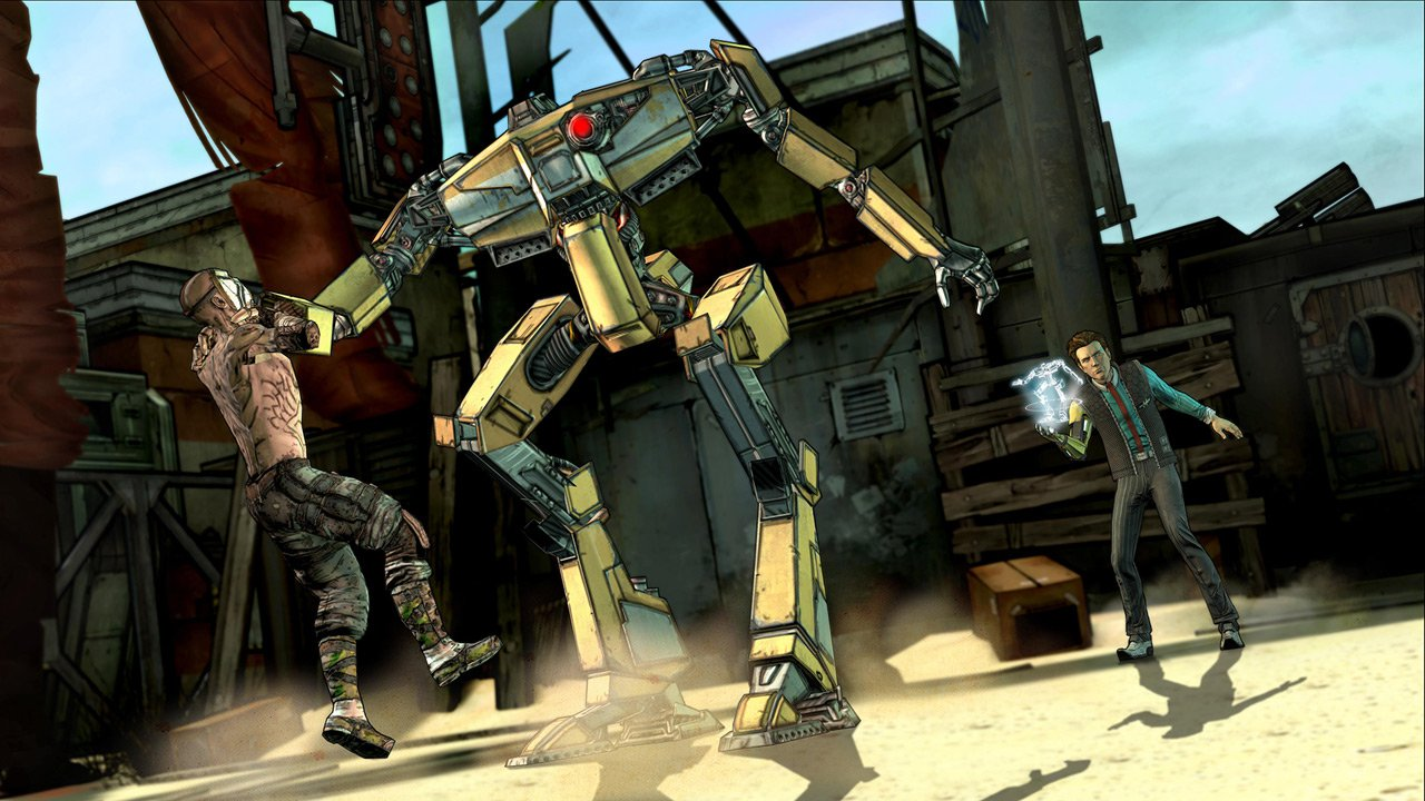 Tales from the Borderlands 29