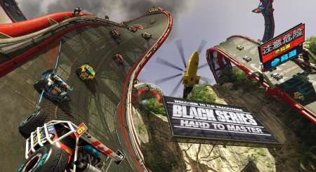 Trackmania Turbo 3