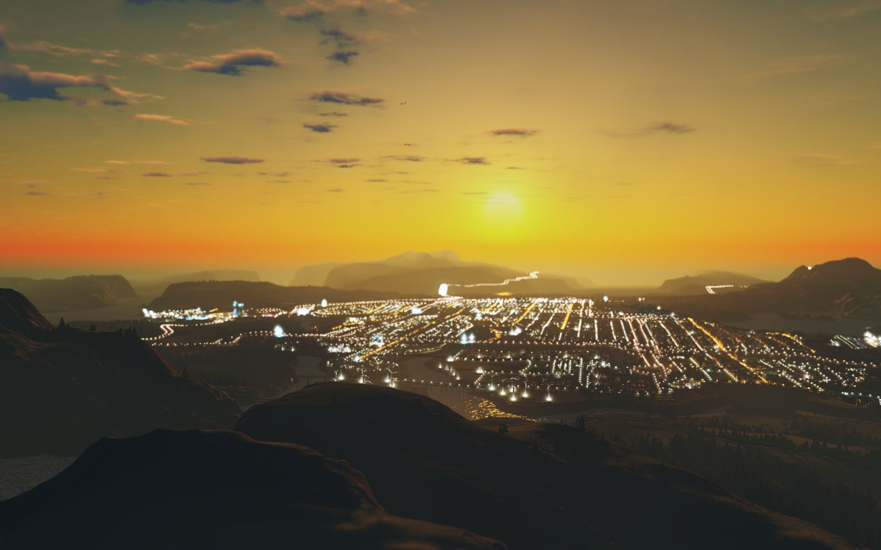Cities Skylines After Dark 1