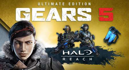 Gears of War Ultimate Edition Xbox One 1