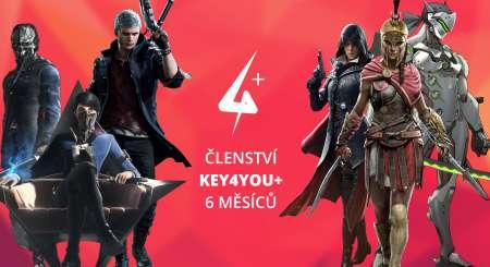 Key4You+ Členství (6 měsíců) 1