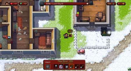 The Escapists The Walking Dead 17