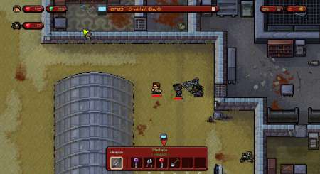 The Escapists The Walking Dead 7