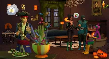 The Sims 4 Strašidelné věcičky 1