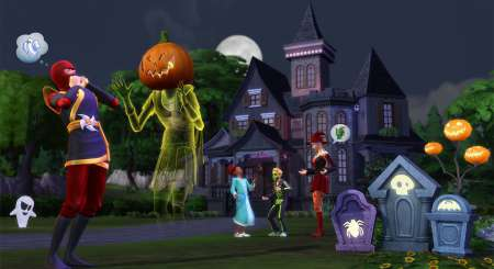 The Sims 4 Strašidelné věcičky 3