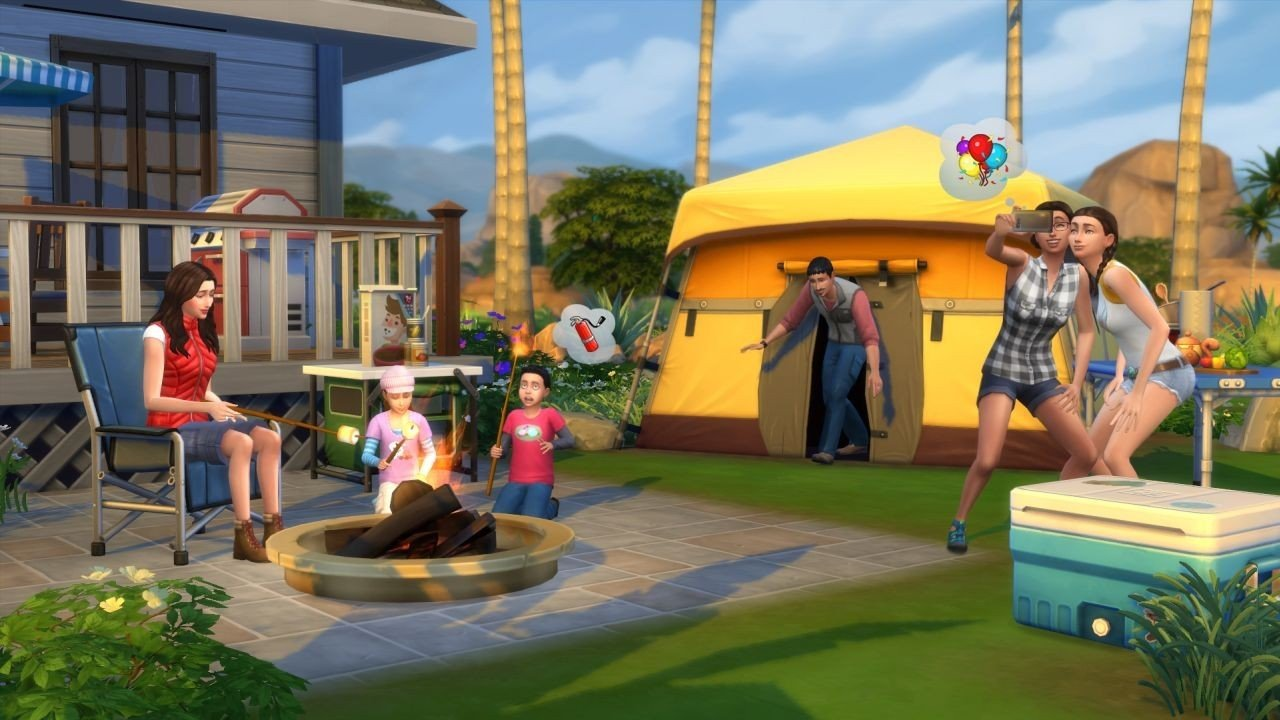 The Sims 4 Bundle Pack 2 1