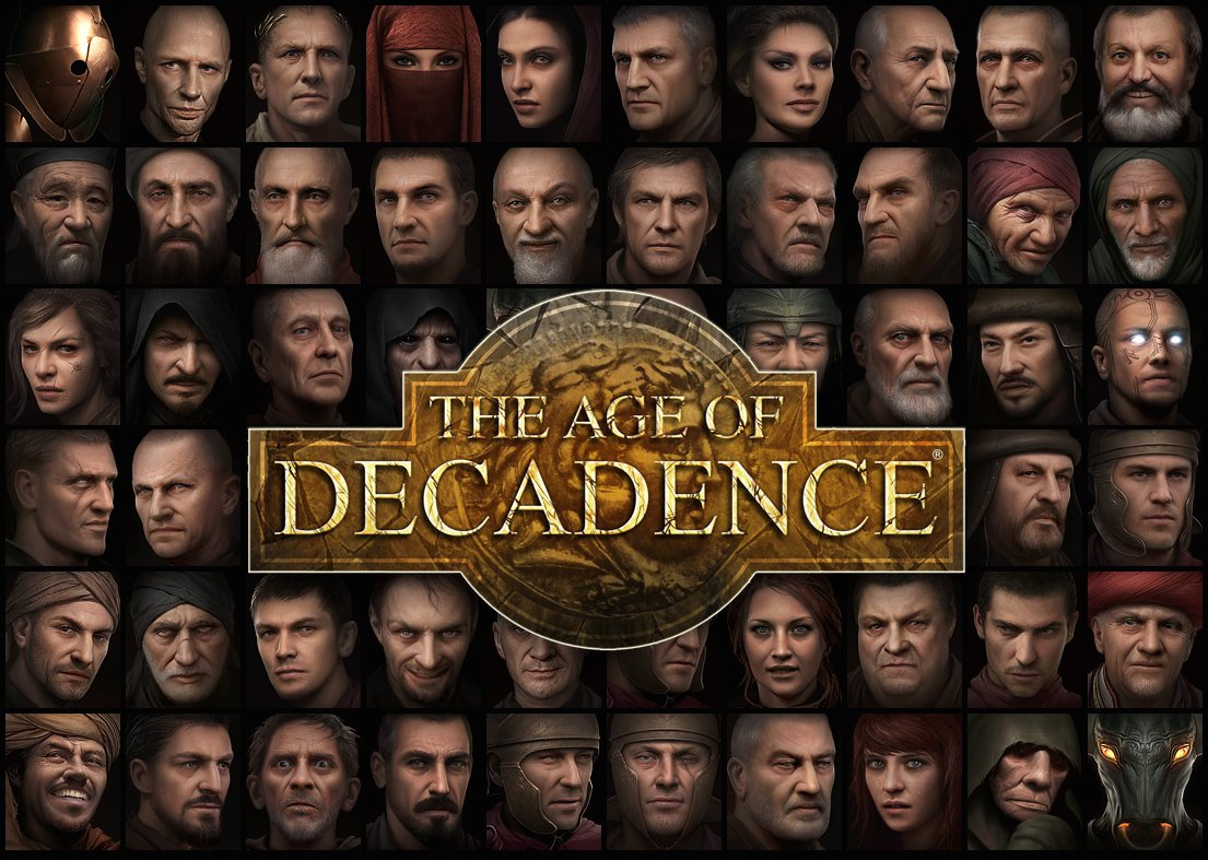 Age of Decadence 9
