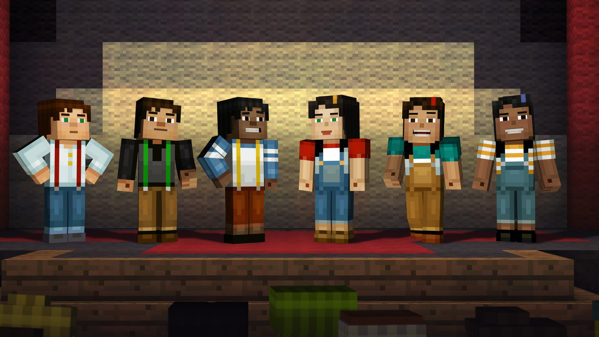 Minecraft Story Mode A Telltale Games Series 4