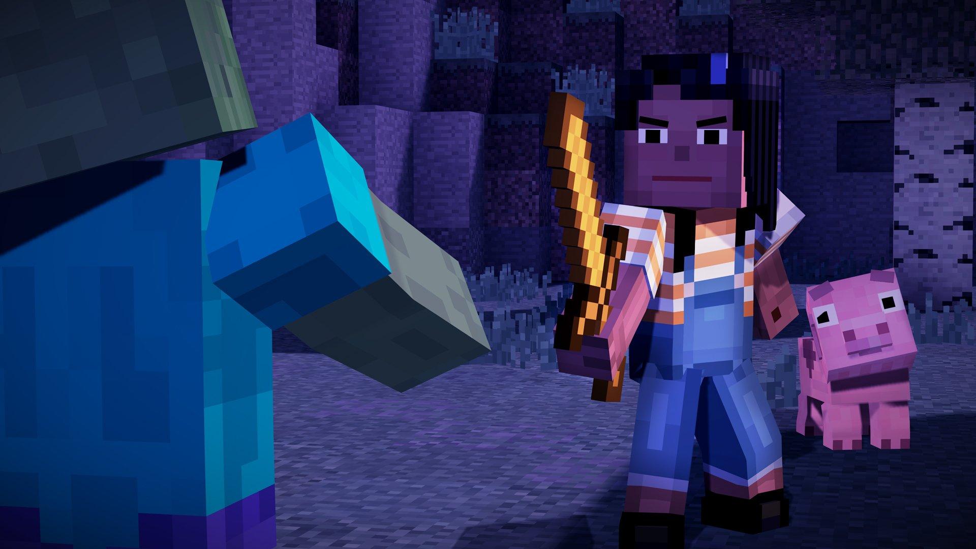Minecraft Story Mode A Telltale Games Series 5