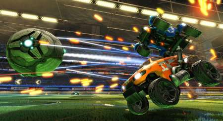 Rocket League Back to the Future Car Pack 3