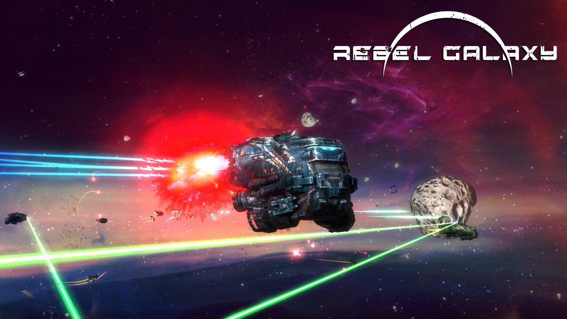 Rebel Galaxy 6