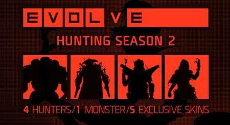 Evolve Hunting Season 2 1