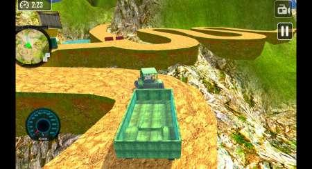 Tractor Racing Simulation 1