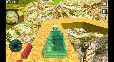 Tractor Racing Simulation 11
