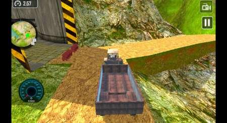 Tractor Racing Simulation 12