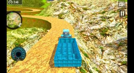 Tractor Racing Simulation 13