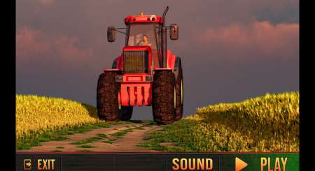 Tractor Racing Simulation 14