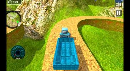 Tractor Racing Simulation 9