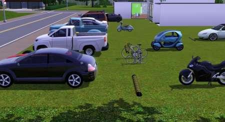 The Sims 3 Na plný plyn 574