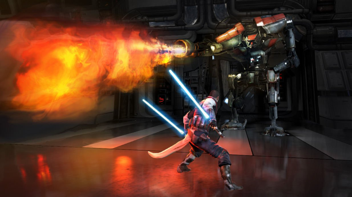 STAR WARS The Force Unleashed 2 7