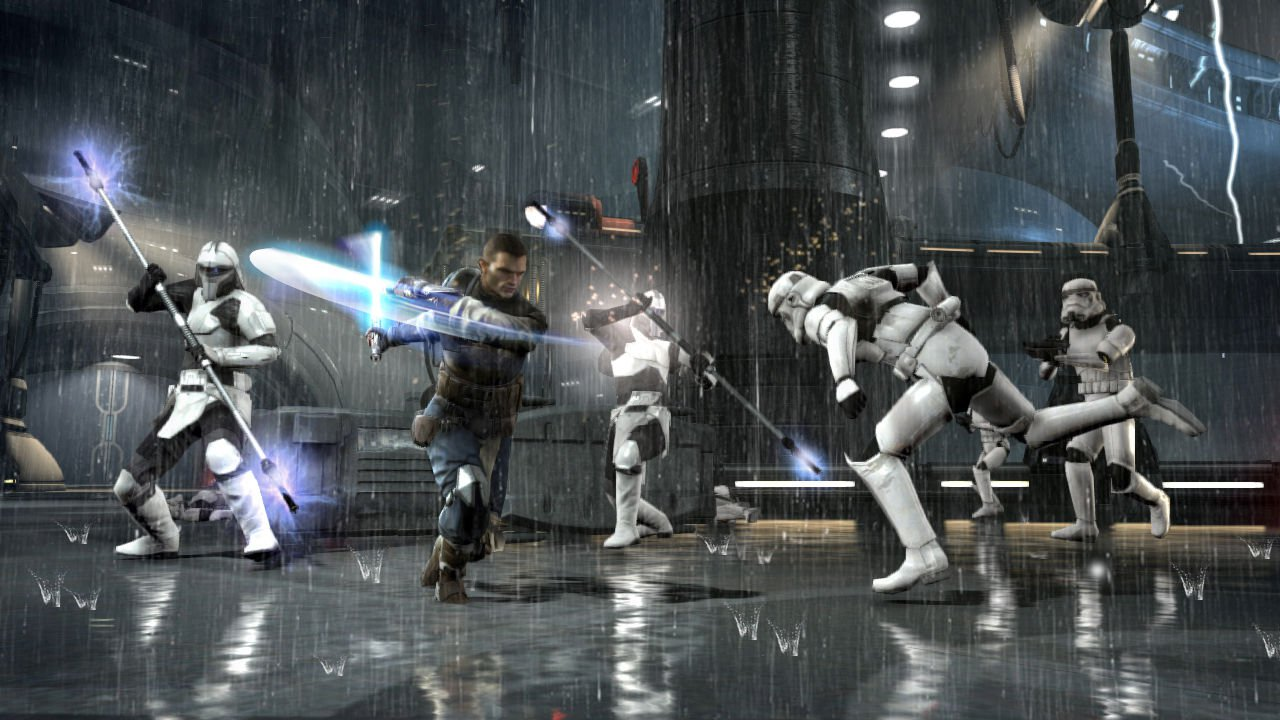 STAR WARS The Force Unleashed 2 9