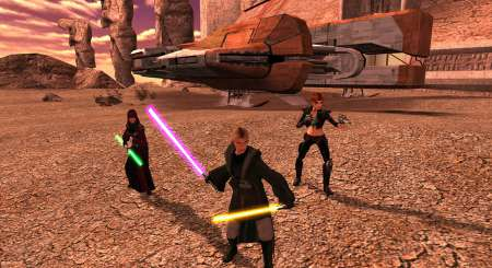 STAR WARS Knights of the Old Republic 2 The Sith Lords 2