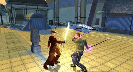 STAR WARS Knights of the Old Republic 2 The Sith Lords 4