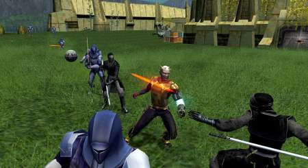 STAR WARS Knights of the Old Republic 2 The Sith Lords 5