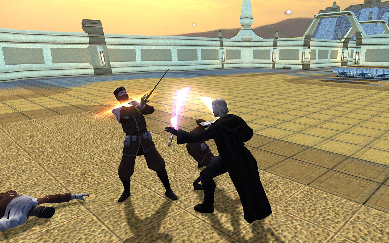STAR WARS Knights of the Old Republic 2 The Sith Lords 6