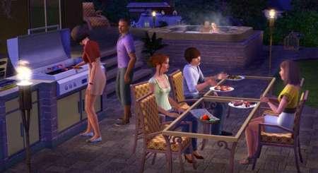 The Sims 3 Zahradní Mejdan 2089
