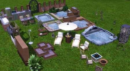 The Sims 3 Zahradní Mejdan 2091